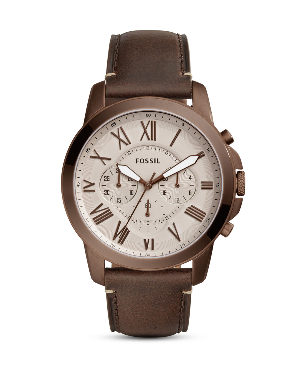 FOSSIL, Chronograph Grant FS5344