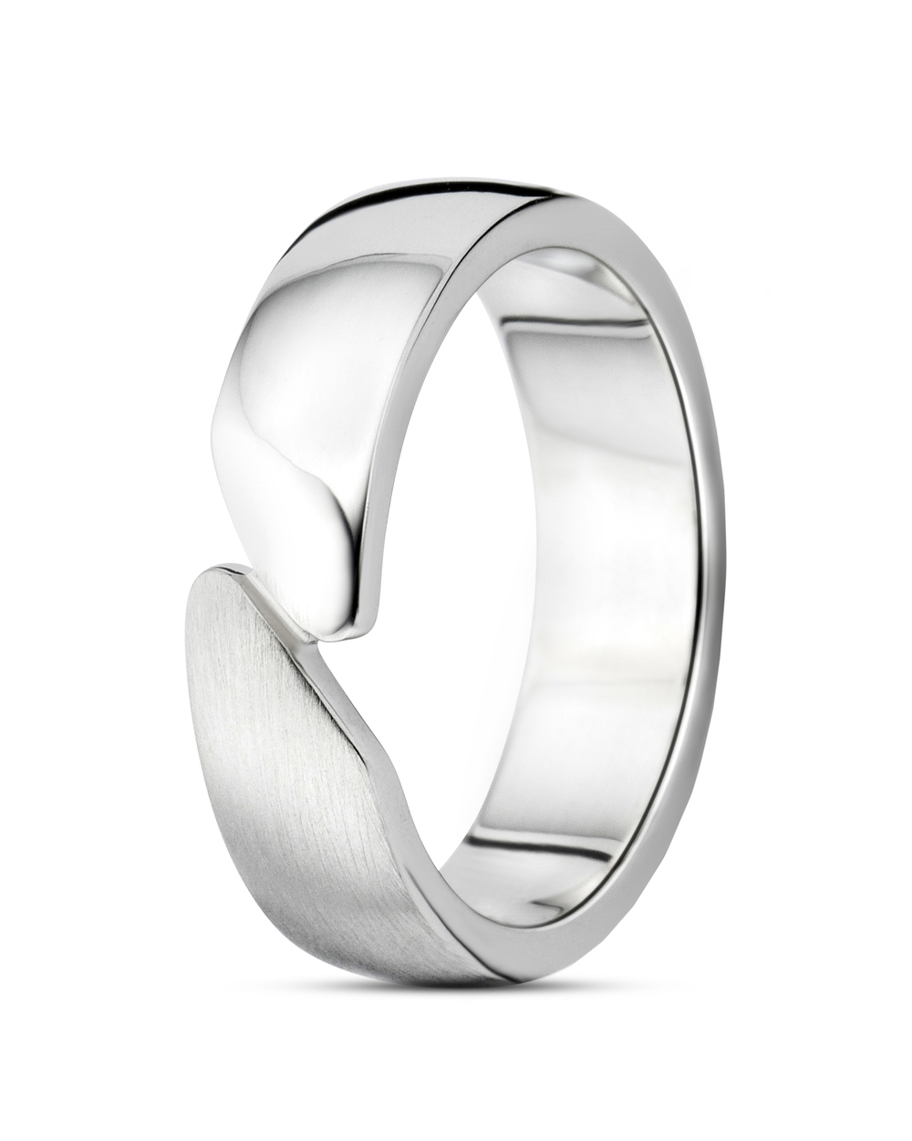 Anna Malou, Ring aus 925 Sterling Silber 52
