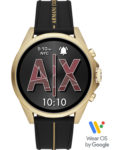 Smartwatch AXT2005 ARMANI EXCHANGE CONNECTED schwarz 4013496525939