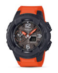 Quarzuhr BGA-230-4BER BABY-G schwarz,,orange 4549526139352
