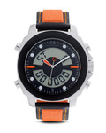 Digitaluhr 1512679 BOSS Orange orange,schwarz,silber 7613272019262