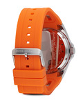 Quarzuhr 1512812 BOSS Orange Herren Silikon 7613272048286