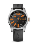 Quarzuhr Paris 1513059 BOSS Orange orange,schwarz 7613272140621