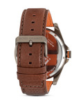 Quarzuhr 1513166 BOSS Orange Herren Leder 7613272161800