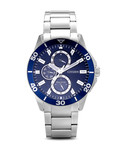 Solaruhr Eco Drive SPORTS AP4031-54L CITIZEN blau,silber 4974374227492