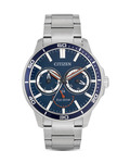 Solaruhr Eco-Drive Sports BU2040-56L CITIZEN blau,silber 4974374245755