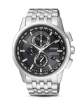 CITIZEN Funksolaruhr Eco-Drive Elegant AT8110-61E