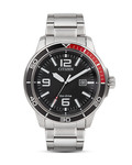 Solaruhr Eco-Drive Sports AW1520-51E   CITIZEN rot,schwarz,silber 4974374256645