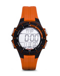 Digitaluhr K5607/1 Calypso grau,orange,schwarz 8430622553950
