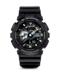 Digitaluhr GA-110-1BER G-SHOCK schwarz 4971850935582
