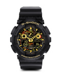 G-SHOCK Digitaluhr GA-100CF-1A9ER