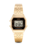 Digitaluhr Retro Collection LA680WEGA-1ER CASIO gold,schwarz 4971850924012