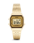 Digitaluhr Retro Collection LA680WEGA-9ER CASIO gold 4971850924036