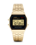 Digitaluhr Retro Collection A159WGEA-1EF CASIO gold,mehrfarbig 4971850946540