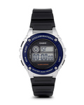 Digitaluhr W-216H-2AVEF CASIO schwarz 4971850999089