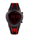 DETOMASO Digitaluhr Compasso LED DT2032-E