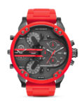 Chronograph Mr Daddy 2.0 DZ7370 DIESEL Rot 4053858619005