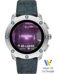 Smartwatch Gen. 5 DZT2015 DIESEL ON Blau 4013496602005