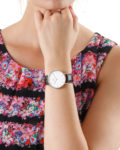 Quarzuhr York 0510DW Daniel Wellington Damen Leder 7350068240812