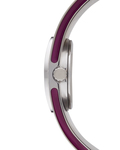 Quarzuhr Time Mono Lucent Purple ES106242003 Esprit Damen Edelstahl 4891945166090