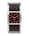 Esprit Quarzuhr Time Catelli Brown ES105922004