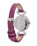 Quarzuhr Time Fontana Soft Purple ES106272004 Esprit Damen Leder 4891945166298