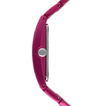 Quarzuhr Time Houston Aluminum Raspberry ES105892008 Esprit Damen Metall 4891945161118