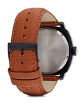 Quarzuhr Time Baker Brown ES106381003 Esprit Herren Leder 4891945166991