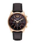 Esprit Chronograph Time Menlo Chrono Rose Gold ES106351004