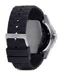 Quarzuhr Time Clash Black ES105831001 Esprit Herren Silikon 4891945158910