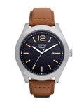 Esprit Quarzuhr Time Misto Brown ES105851002