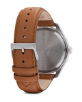 Quarzuhr Time Misto Brown ES105851002 Esprit Herren Leder 4891945159283