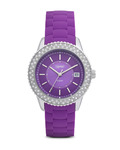 Esprit Quarzuhr Time Marin Marin Glints Purple ES106212005