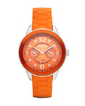 Quarzuhr Time Marin Marin 68 Speed Orange ES105332005 Esprit orange,silber 4891945151324