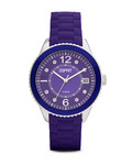 Esprit Quarzuhr Time Marin Marin 68 Purple ES105342006