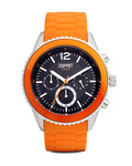 Chronograph Time Marin Marin Men Orange ES105331008 Esprit orange,schwarz,silber 4891945170271