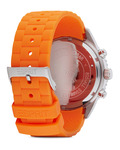 Chronograph Time Marin Marin Men Orange ES105331008 Esprit Herren Kunststoff 4891945170271