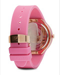 Quarzuhr Collection Time Eunomia Pink EL101982F04 Esprit Collection Damen Silikon 4891945168629