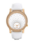 Quarzuhr Collection Time Anatole Rose Gold White EL101872F04 Esprit Collection roségold,weiß 4891945168889