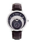 Quarzuhr Collection Time Dike Grey EL101132F05 Esprit Collection braun,schwarz,silber 4891945128432