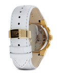 Chronograph Collection Time Pherousa White Gold EL101822F06 Esprit Collection Damen Edelstahl 4891945161491