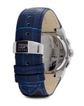 Chronograph Collection Time Pherousa Blue EL101822F03 Esprit Collection Damen Leder 4891945161460