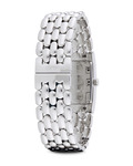 Quarzuhr Collection Time Mystis Silver EL101682F01 Esprit Collection Damen Edelstahl 4891945152499
