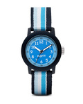 Quarzuhr Beach Stripes ES106414012 Esprit blau 4891945163426