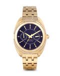 Quarzuhr Clymene EL102072F05 Esprit Collection blau,gold 4891945183547