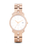 Quarzuhr Triteia Rose Gold EL101912F10 Esprit Collection roségold,silber 4891945169077