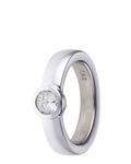 Ring Tender Embrace White 925 Sterling Silber Esprit