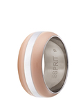 Ring Marin Beige Resin Esprit