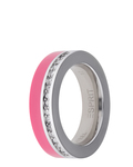 Ring Marin 68 Glam Pink Resin Esprit