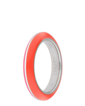 Ring Marin 68 Pink Coral Resin Esprit orange,rosa Kein Schmuckstein